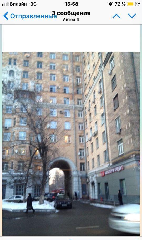 Продажа комнаты Москва, метро Автозаводская, Автозаводская улица 4, цена 4100000 рублей, 2021 год объявление №432503 на megabaz.ru