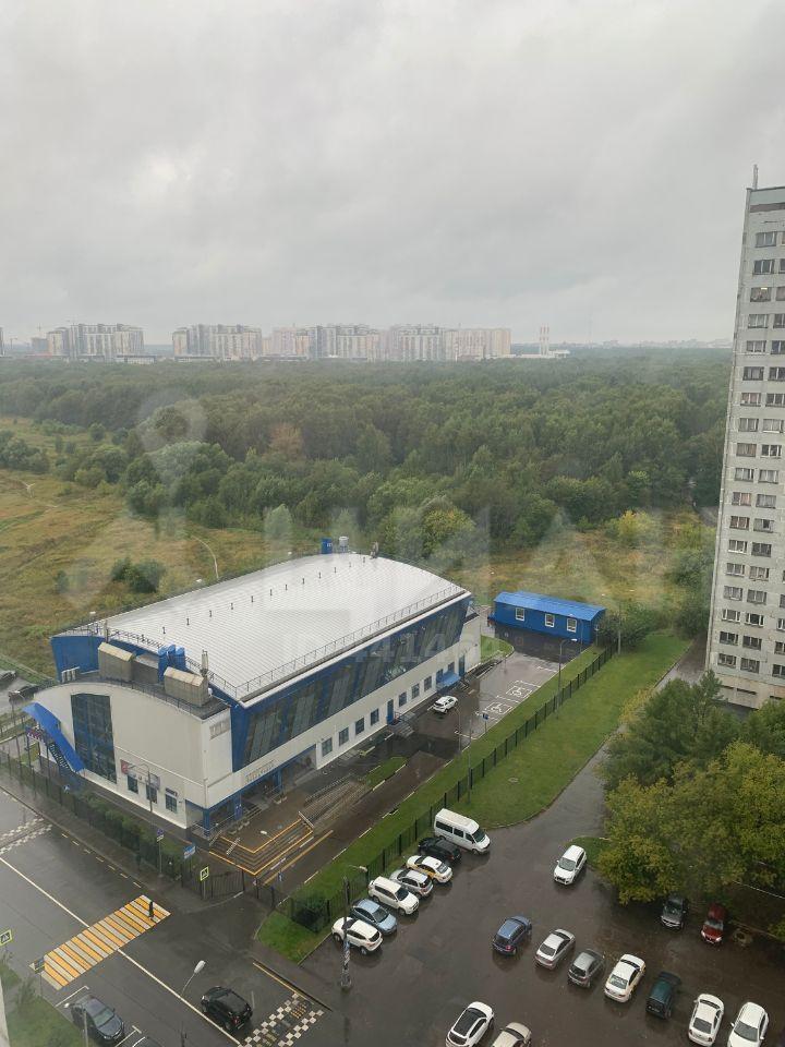 Продажа трёхкомнатной квартиры Москва, метро Сходненская, улица Вилиса Лациса 25, цена 17600000 рублей, 2021 год объявление №497319 на megabaz.ru