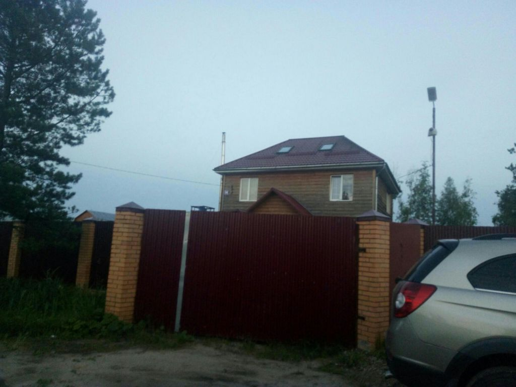 Продажа дома посёлок Новый Снопок, Садовая улица, цена 4000000 рублей, 2020 год объявление №437016 на megabaz.ru