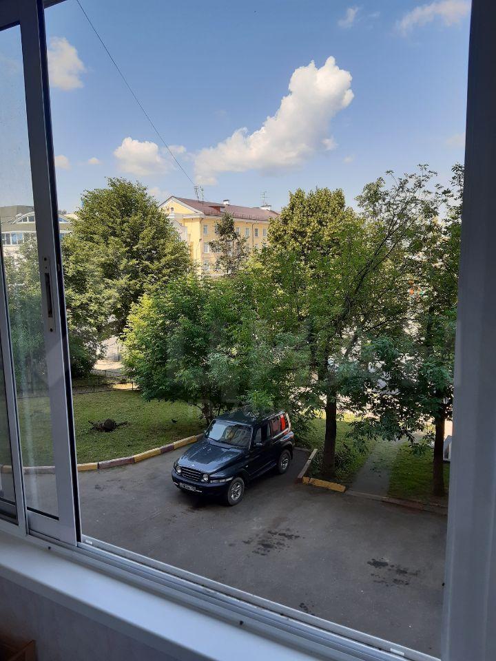Продажа двухкомнатной квартиры Ногинск, метро Партизанская, улица 3-го Интернационала 57, цена 3650000 рублей, 2020 год объявление №452882 на megabaz.ru