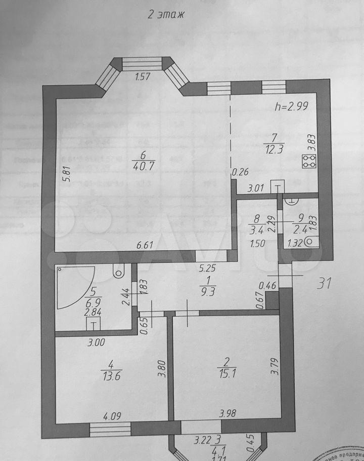 Продажа трёхкомнатной квартиры деревня Гаврилково, метро Пятницкое шоссе, улица 20-й Квартал 4к5, цена 18990000 рублей, 2021 год объявление №644416 на megabaz.ru