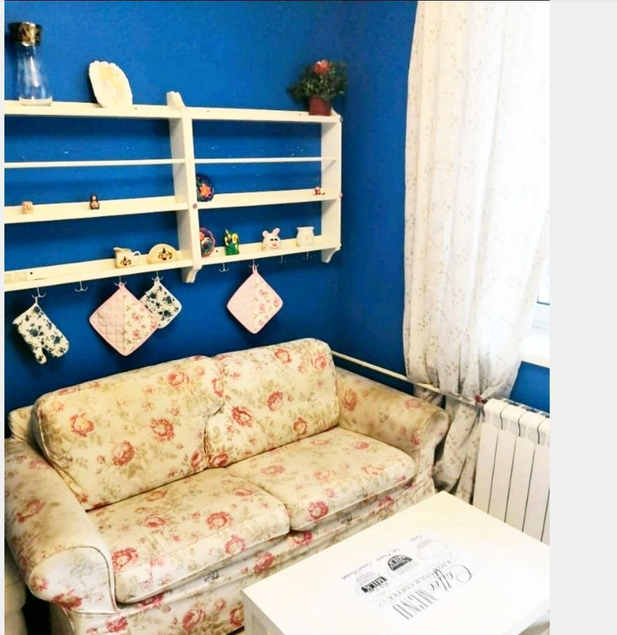 Продажа однокомнатной квартиры поселок Аничково, цена 2990000 рублей, 2020 год объявление №503878 на megabaz.ru