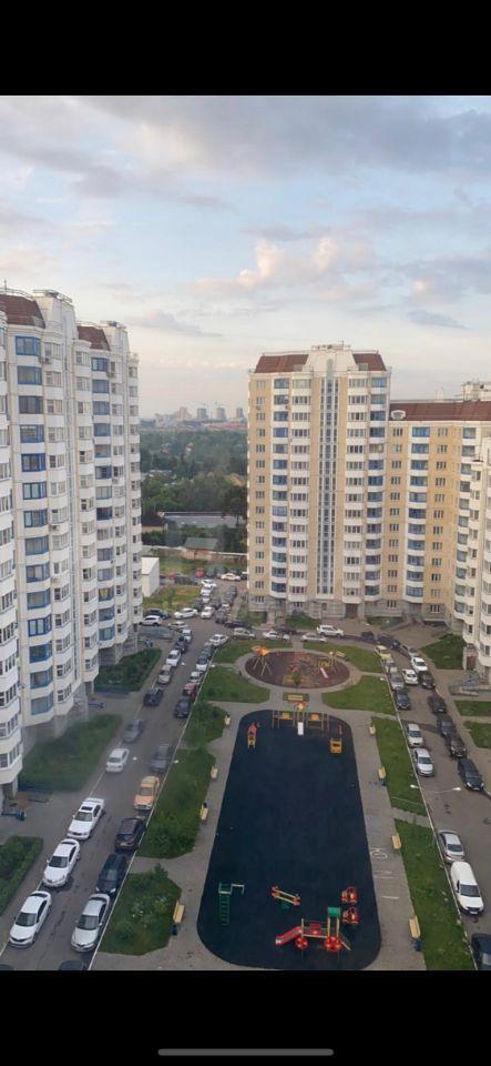 Продажа однокомнатной квартиры село Немчиновка, Советский проспект 100, цена 6700000 рублей, 2021 год объявление №496805 на megabaz.ru