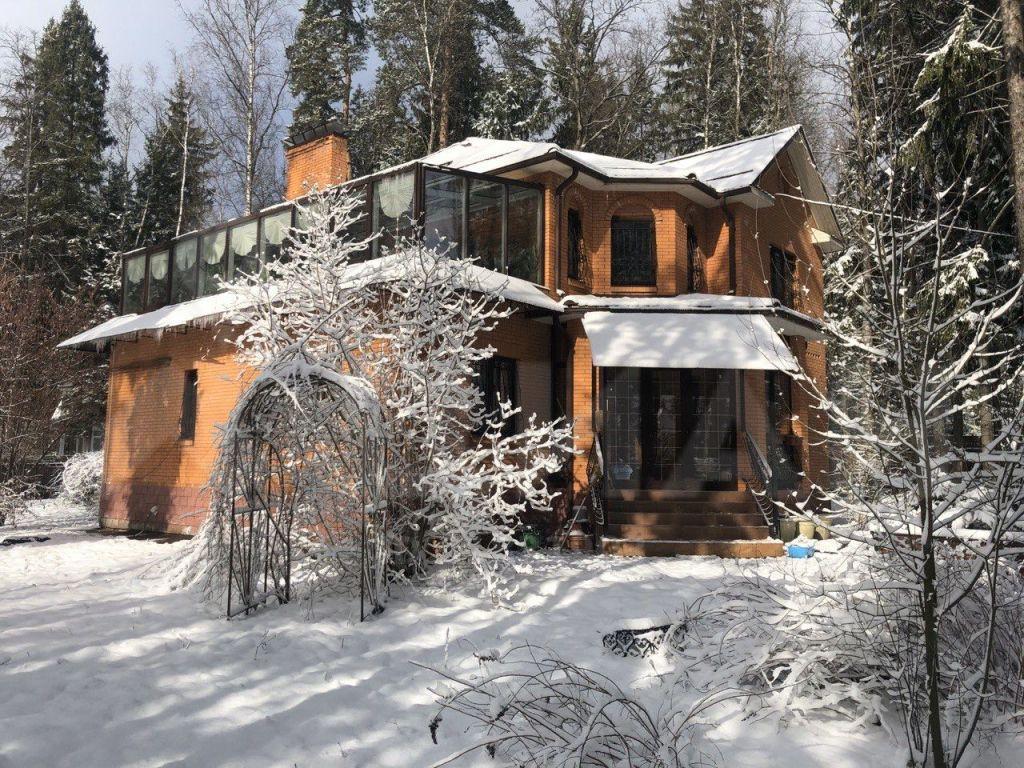 Продажа дома деревня Новоглаголево, 4-я Заречная улица 34А, цена 33000000 рублей, 2020 год объявление №377236 на megabaz.ru