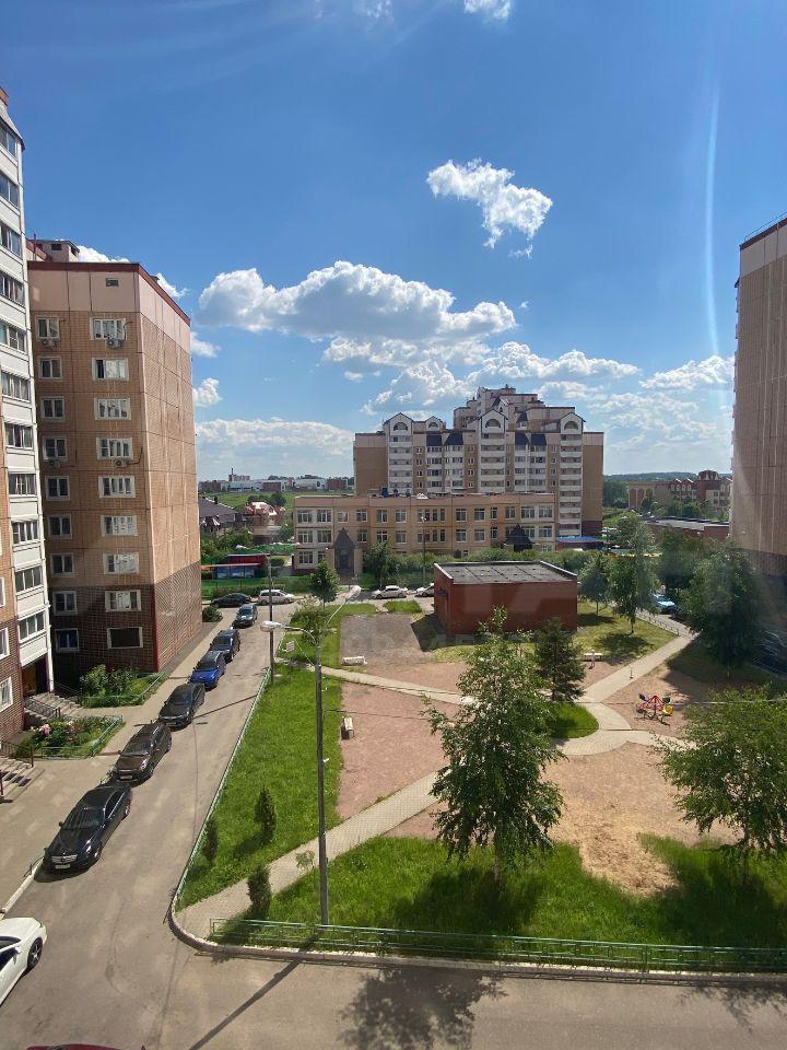 Продажа однокомнатной квартиры поселок Развилка, метро Зябликово, цена 5790000 рублей, 2021 год объявление №455327 на megabaz.ru