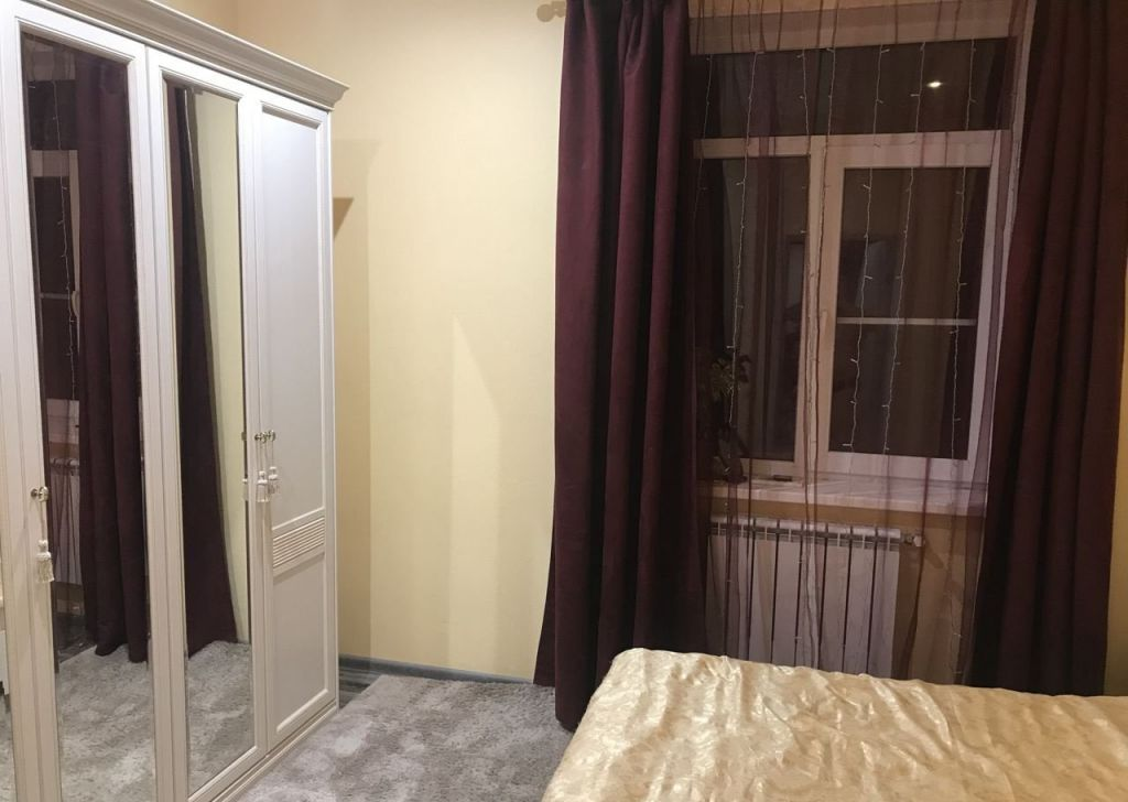Аренда двухкомнатной квартиры село Булатниково, цена 22000 рублей, 2021 год объявление №1019032 на megabaz.ru