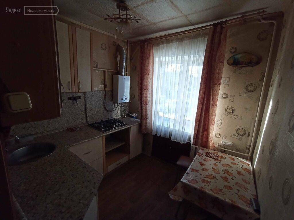 Продажа двухкомнатной квартиры Ивантеевка, Школьная улица 23, цена 4100000 рублей, 2021 год объявление №578146 на megabaz.ru