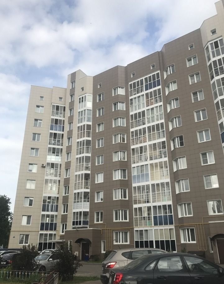 Аренда однокомнатной квартиры Хотьково, улица Академика Королёва 4А, цена 20000 рублей, 2021 год объявление №1246093 на megabaz.ru