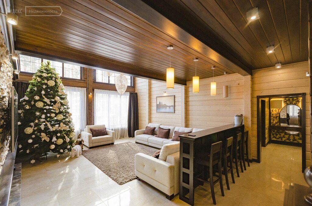 Аренда дома поселок Горки-2, цена 55000 рублей, 2021 год объявление №1014989 на megabaz.ru