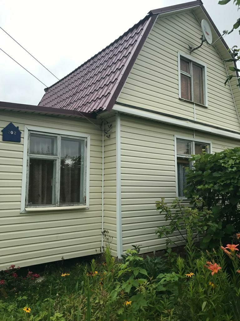 Продажа дома Протвино, Кремёнковское шоссе 1, цена 1600000 рублей, 2020 год объявление №449043 на megabaz.ru
