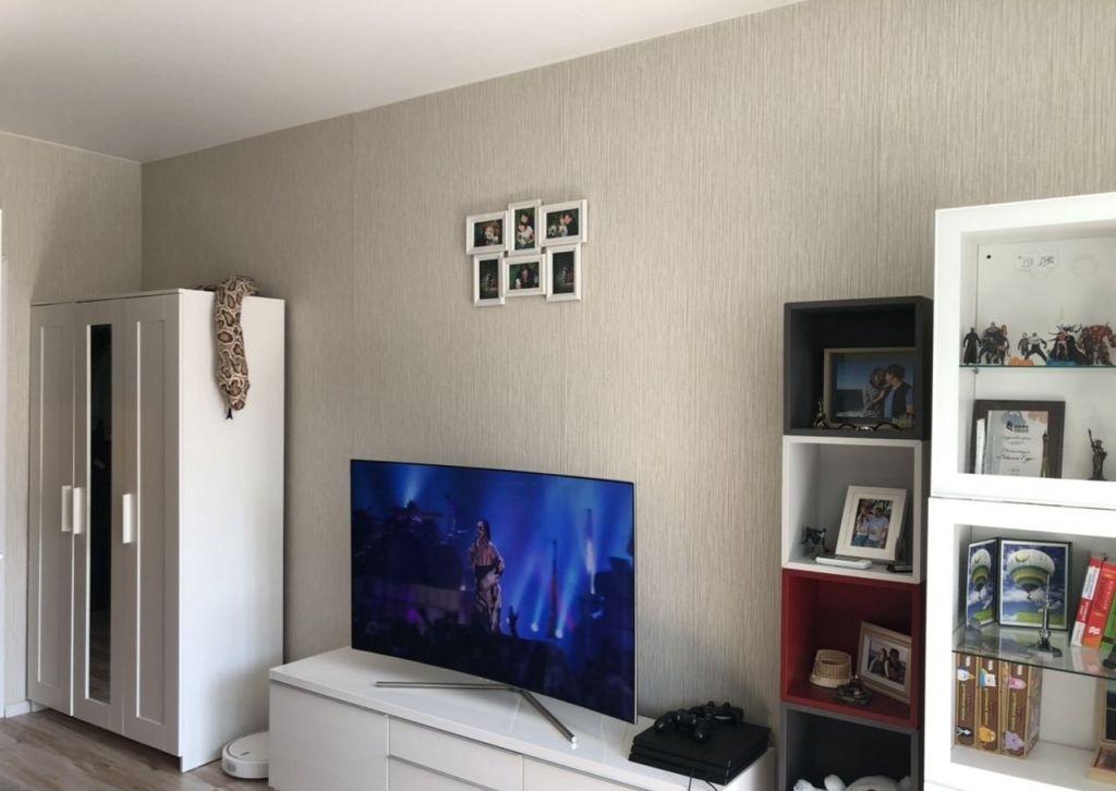 Продажа студии деревня Мотяково, цена 2850000 рублей, 2020 год объявление №445846 на megabaz.ru