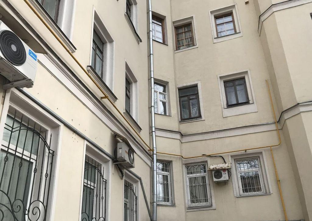Продажа студии Москва, метро Лубянка, улица Маросейка 13с3, цена 5990000 рублей, 2021 год объявление №356781 на megabaz.ru