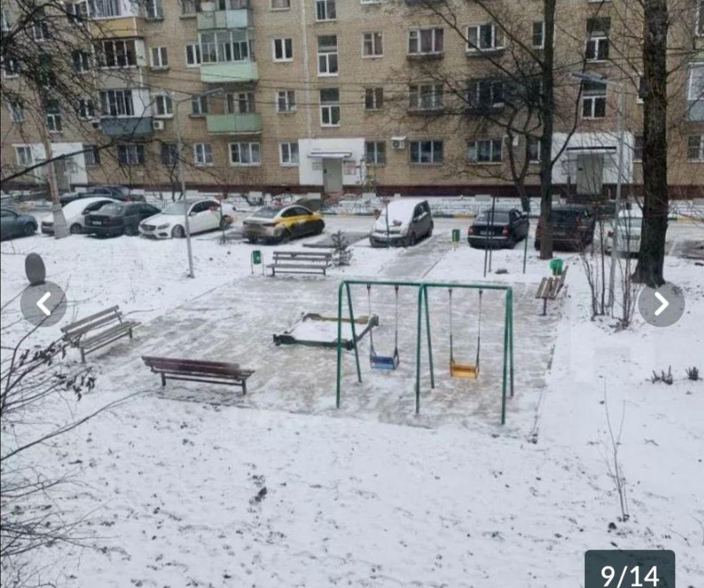 Продажа двухкомнатной квартиры поселок Развилка, метро Зябликово, цена 4850000 рублей, 2021 год объявление №356630 на megabaz.ru