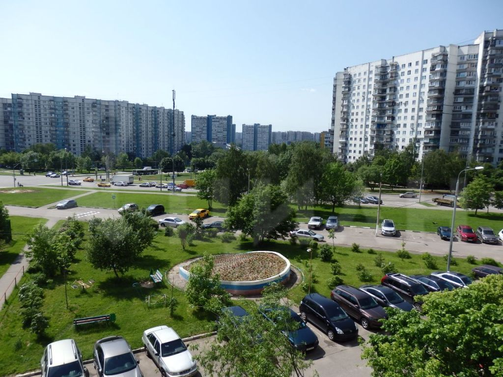 Продажа двухкомнатной квартиры Москва, метро Новоясеневская, Литовский бульвар 19, цена 13000000 рублей, 2021 год объявление №420228 на megabaz.ru