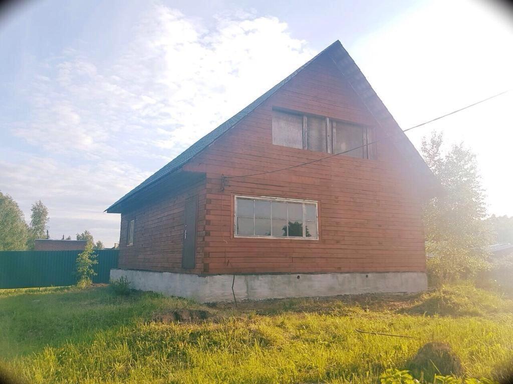 Продажа дома поселок Новая Ольховка, Сиреневый бульвар 8, цена 2500000 рублей, 2021 год объявление №487624 на megabaz.ru