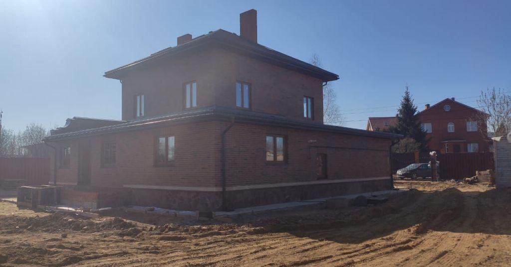 Продажа дома деревня Лобаново, цена 28000000 рублей, 2020 год объявление №380651 на megabaz.ru