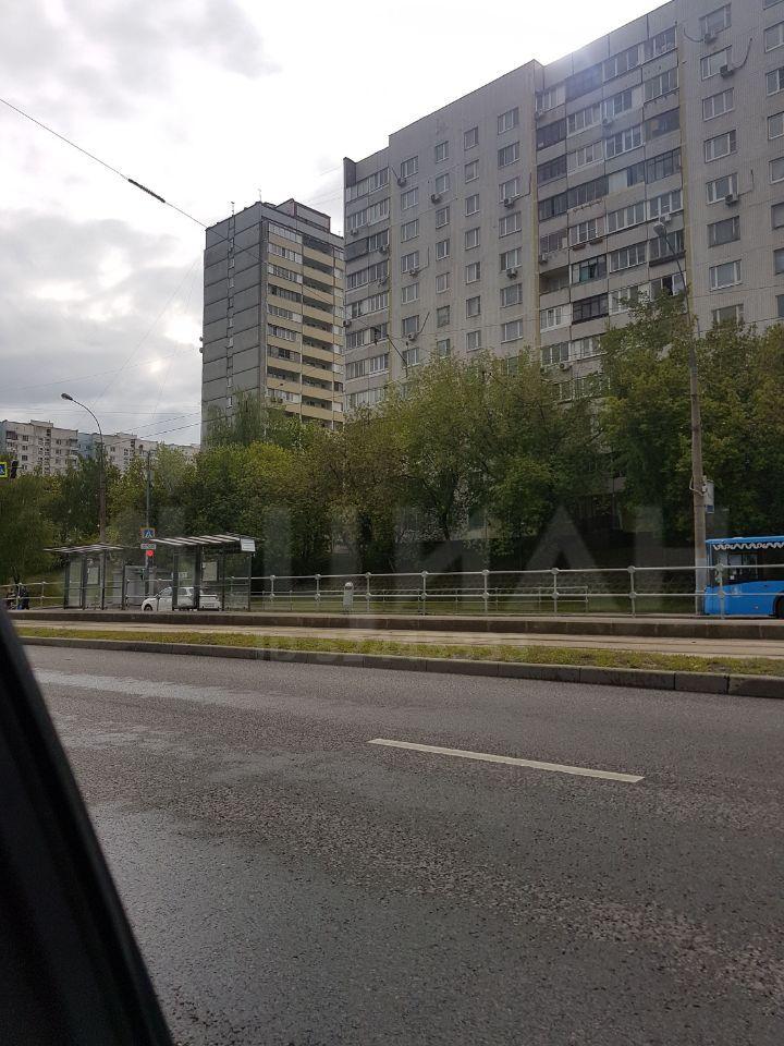 Продажа однокомнатной квартиры Москва, метро Южная, Чертановская улица 30к1, цена 6600000 рублей, 2021 год объявление №397612 на megabaz.ru