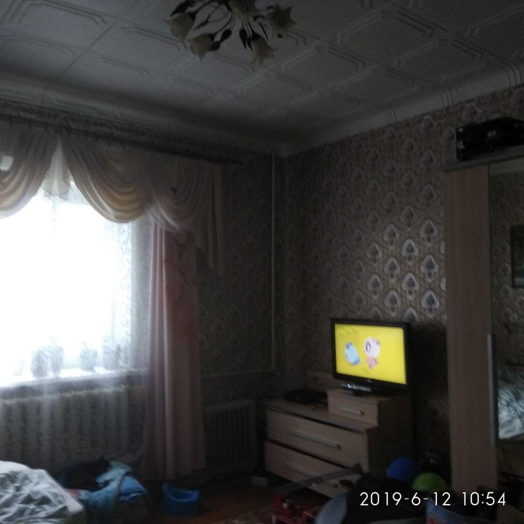 Продажа трёхкомнатной квартиры поселок городского типа Большие Дворы, проезд Чкалова 3, цена 1800000 рублей, 2021 год объявление №434906 на megabaz.ru
