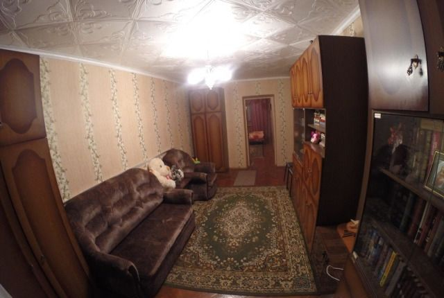 Продажа трёхкомнатной квартиры поселок Глебовский, цена 3300000 рублей, 2021 год объявление №410300 на megabaz.ru