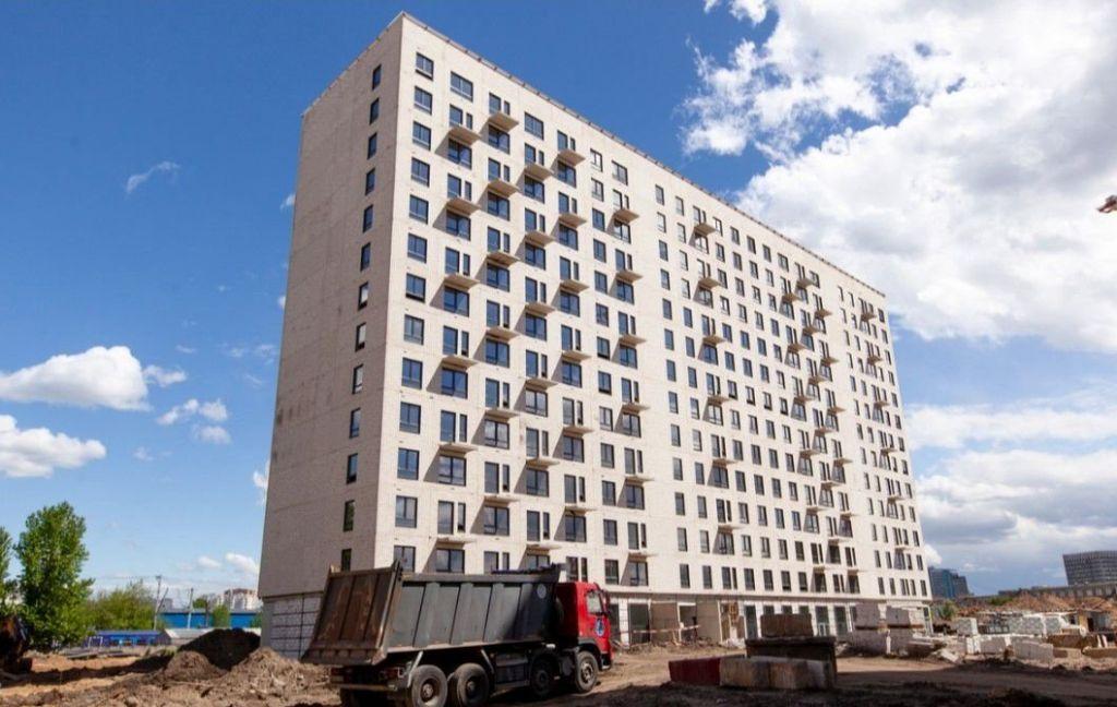 Продажа однокомнатной квартиры Москва, метро Савеловская, цена 8800000 рублей, 2021 год объявление №396663 на megabaz.ru