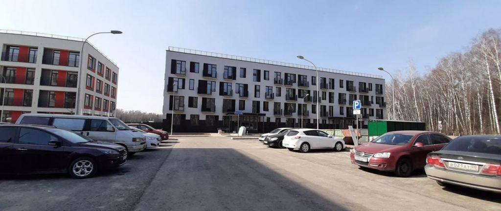 Продажа однокомнатной квартиры поселок Мещерино, цена 2650000 рублей, 2021 год объявление №435595 на megabaz.ru