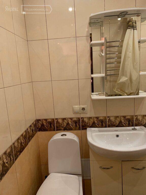 Аренда двухкомнатной квартиры Краснозаводск, Новая улица 2, цена 19000 рублей, 2020 год объявление №1118967 на megabaz.ru