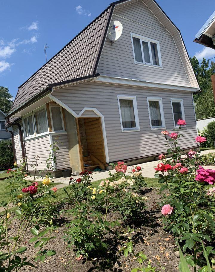 Продажа дома деревня Пешково, цена 2700000 рублей, 2021 год объявление №457437 на megabaz.ru