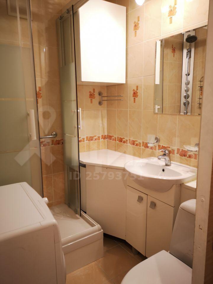 Аренда двухкомнатной квартиры Хотьково, улица Менделеева 17, цена 24000 рублей, 2020 год объявление №1110782 на megabaz.ru