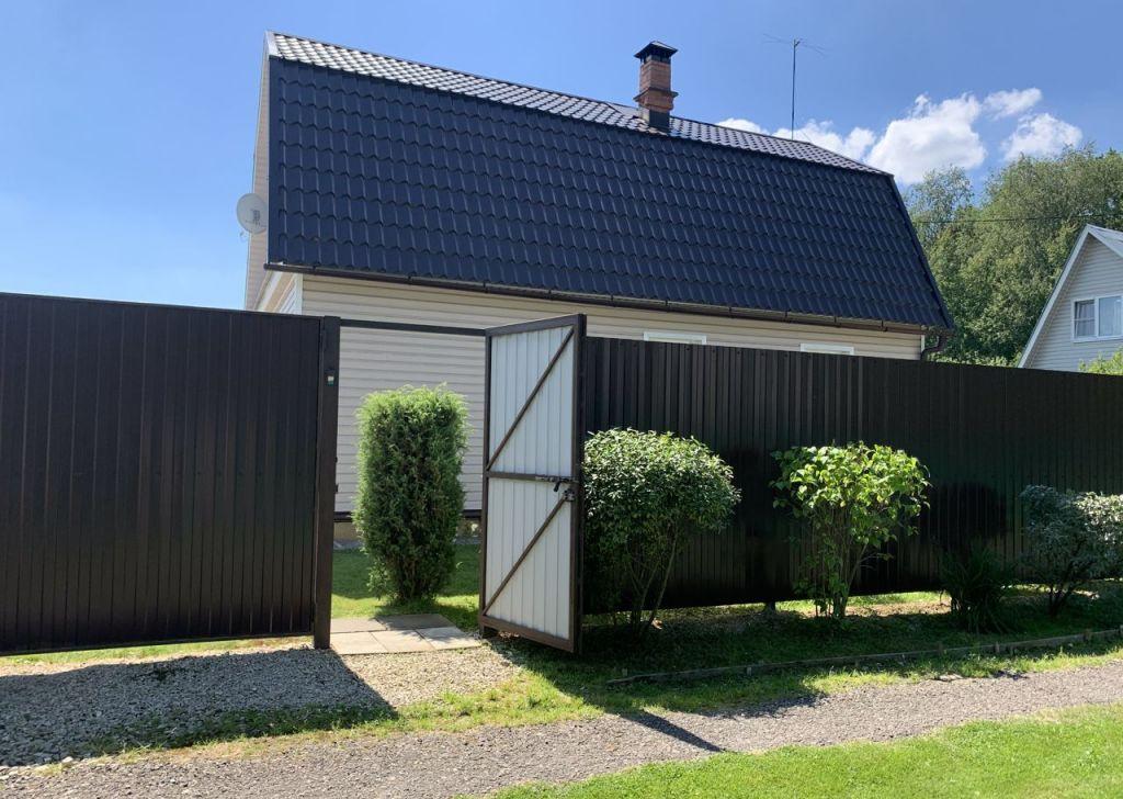 Продажа дома деревня Пешково, цена 2700000 рублей, 2020 год объявление №457437 на megabaz.ru