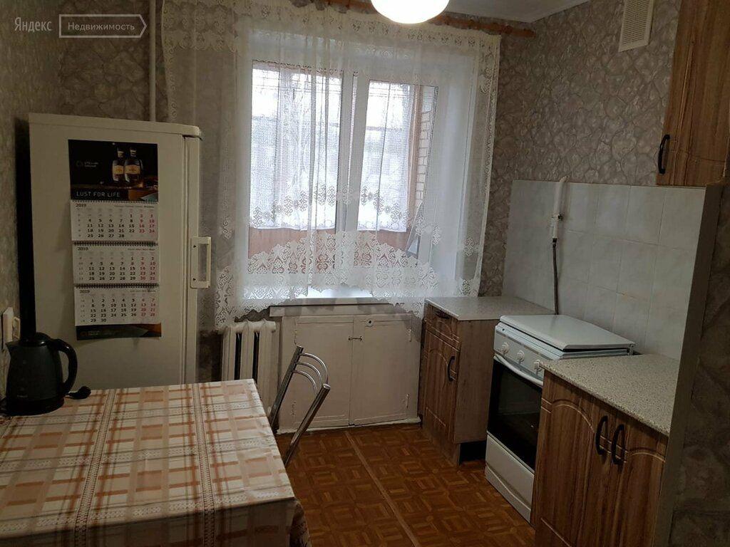 Аренда однокомнатной квартиры поселок Поведники, цена 22000 рублей, 2021 год объявление №1106652 на megabaz.ru