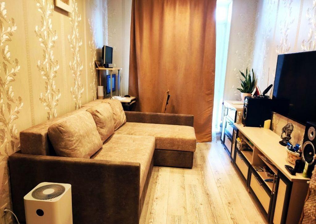 Продажа однокомнатной квартиры деревня Брёхово, цена 3300000 рублей, 2020 год объявление №440117 на megabaz.ru