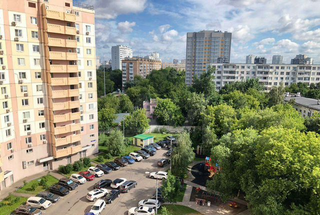 Продажа трёхкомнатной квартиры Москва, метро Коломенская, улица Новинки 1, цена 32000000 рублей, 2021 год объявление №578306 на megabaz.ru