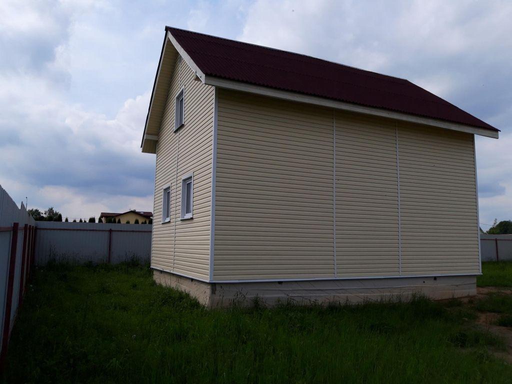 Продажа дома деревня Пешки, цена 2790000 рублей, 2020 год объявление №421720 на megabaz.ru