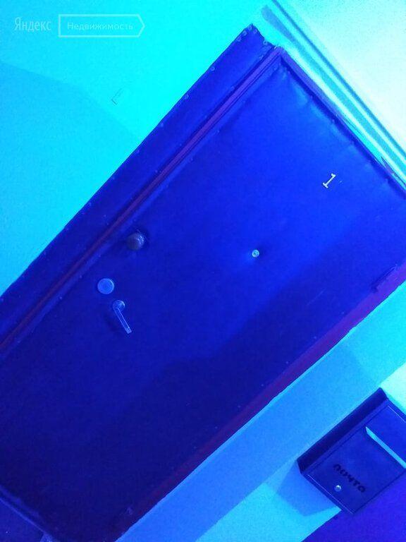 Продажа однокомнатной квартиры Москва, метро Перово, Перовская улица 22к4, цена 5500000 рублей, 2020 год объявление №440864 на megabaz.ru