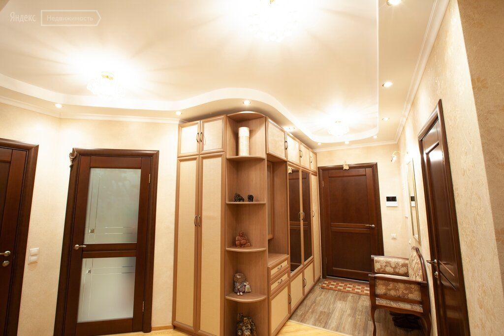 Продажа трёхкомнатной квартиры Жуковский, Солнечная улица 8, цена 9600000 рублей, 2020 год объявление №444631 на megabaz.ru