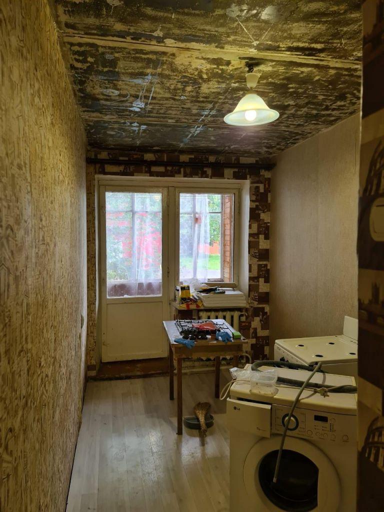 Продажа двухкомнатной квартиры село Теряево, цена 1750000 рублей, 2021 год объявление №458014 на megabaz.ru