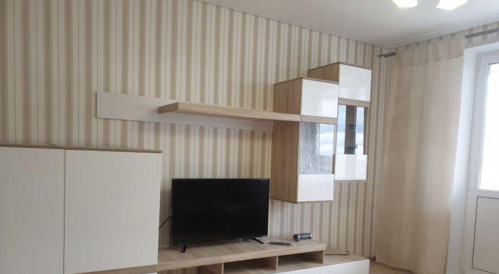 Аренда однокомнатной квартиры поселок Горки-10, цена 25000 рублей, 2020 год объявление №1101486 на megabaz.ru