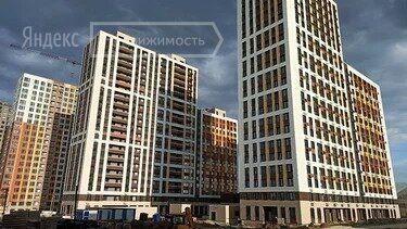 Продажа однокомнатной квартиры рабочий поселок Новоивановское, цена 6500000 рублей, 2021 год объявление №471237 на megabaz.ru