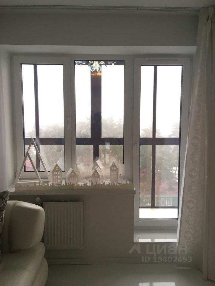 Продажа однокомнатной квартиры поселок Горки-10, цена 6200000 рублей, 2021 год объявление №635675 на megabaz.ru