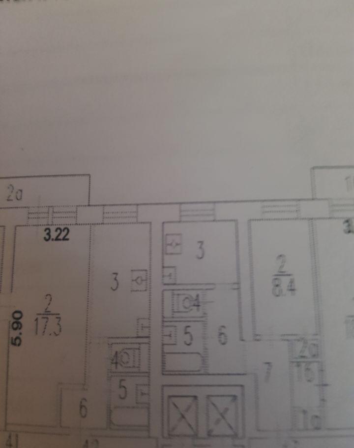Продажа двухкомнатной квартиры Москва, метро Измайловская, Измайловский проспект 3с2, цена 8500000 рублей, 2020 год объявление №447061 на megabaz.ru