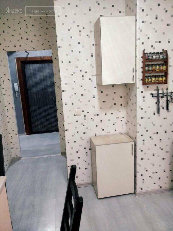 Продажа однокомнатной квартиры деревня Чёрная, Широкая улица 21, цена 4000000 рублей, 2021 год объявление №451569 на megabaz.ru