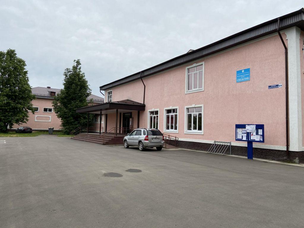 Продажа двухкомнатной квартиры село Речицы, Совхозная улица 23, цена 2550000 рублей, 2021 год объявление №434665 на megabaz.ru
