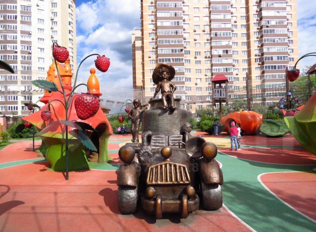 Продажа трёхкомнатной квартиры поселок совхоза имени Ленина, метро Домодедовская, цена 22480000 рублей, 2020 год объявление №482511 на megabaz.ru