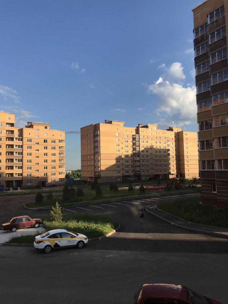 Продажа однокомнатной квартиры Домодедово, Сиреневый бульвар 7, цена 3800000 рублей, 2021 год объявление №398513 на megabaz.ru