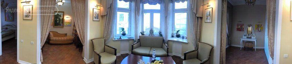 Продажа трёхкомнатной квартиры Москва, метро Бауманская, Переведеновский переулок 4с1, цена 20000000 рублей, 2021 год объявление №549208 на megabaz.ru