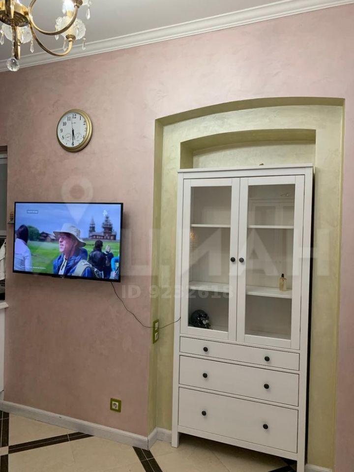 Аренда однокомнатной квартиры Москва, метро Цветной бульвар, Цветной бульвар 23, цена 49999 рублей, 2020 год объявление №1105038 на megabaz.ru