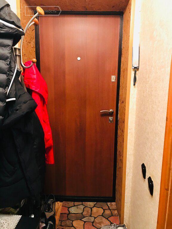 Продажа двухкомнатной квартиры рабочий посёлок Михнево, улица Строителей 4, цена 2500000 рублей, 2020 год объявление №489028 на megabaz.ru