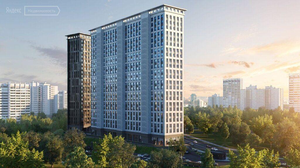Продажа студии Москва, метро Пионерская, цена 13210000 рублей, 2020 год объявление №462082 на megabaz.ru
