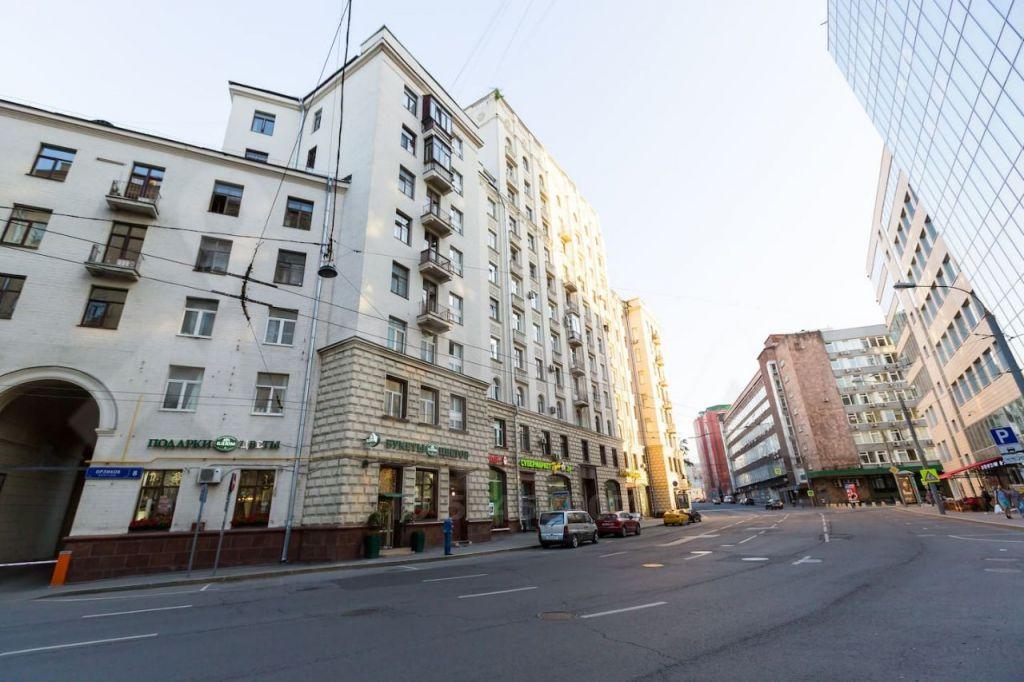 Продажа однокомнатной квартиры Москва, метро Красные ворота, Орликов переулок 8, цена 12700000 рублей, 2020 год объявление №434609 на megabaz.ru