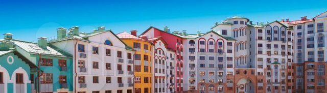 Продажа студии поселок Развилка, метро Зябликово, Римский проезд 1, цена 12850000 рублей, 2021 год объявление №532187 на megabaz.ru